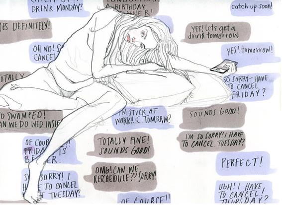 socially awkward julie houts illustrations 6