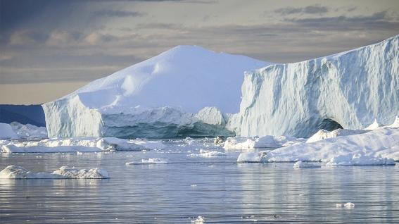 radiactividad en el oceano artico 1