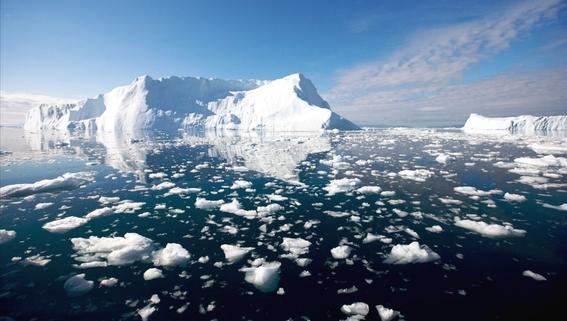 radiactividad en el oceano artico 2