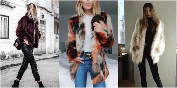 faux fur outfits 1