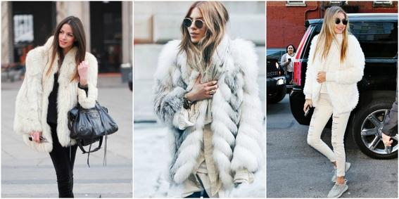faux fur outfits 2