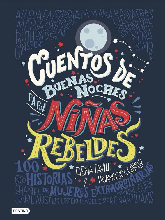 cuentos de buenas noches para ninas rebeldes 1