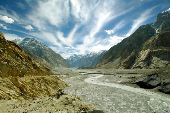 la guerra en el glaciar de siachen entre la india y pakistan 4