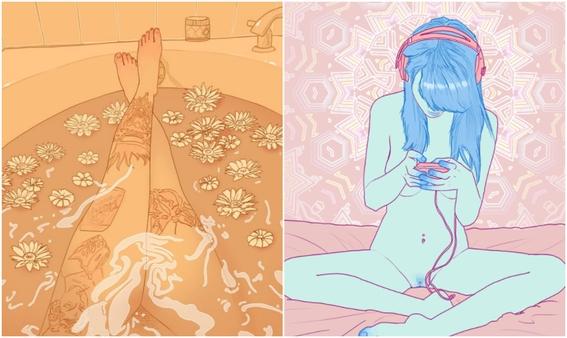 ilustraciones de phazed 4