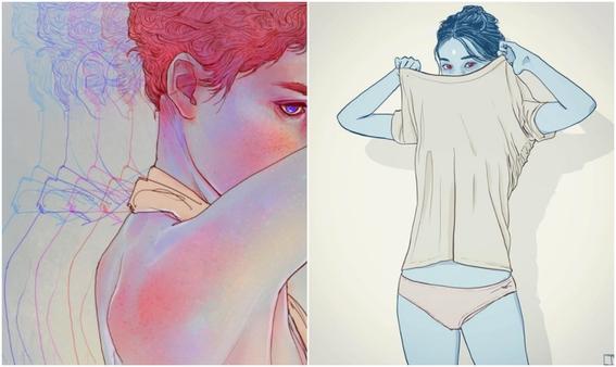 ilustraciones de phazed 8