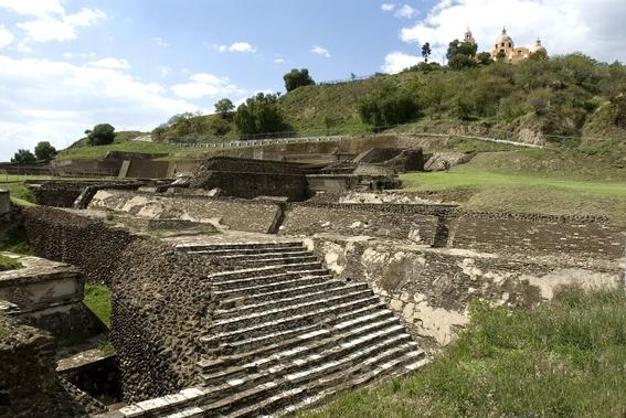 zonas arqueologicas en puebla 2