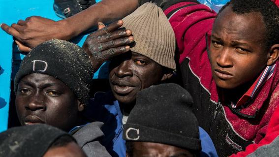 torturas a migrantes africanos esclavizados en libia 2