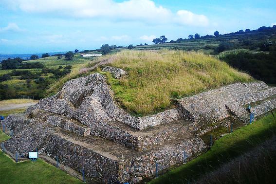 zonas arqueologicas en puebla 7