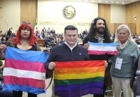 personas trans podran votar sin discriminacion en elecciones 2018 1