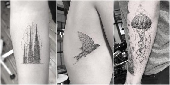 doctor woo tattoo 1