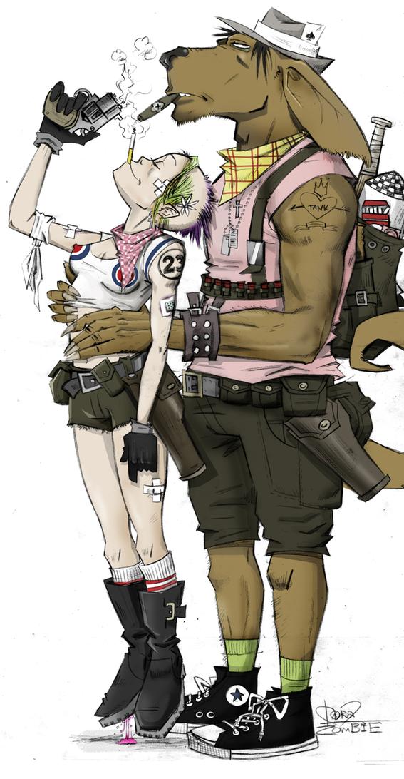 tank girl 8