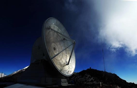 astronomos mexicanos descubren galaxia lejana 1