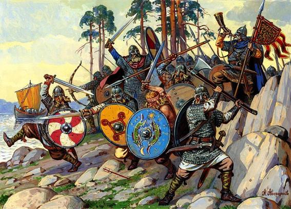 cascos vikingos 3