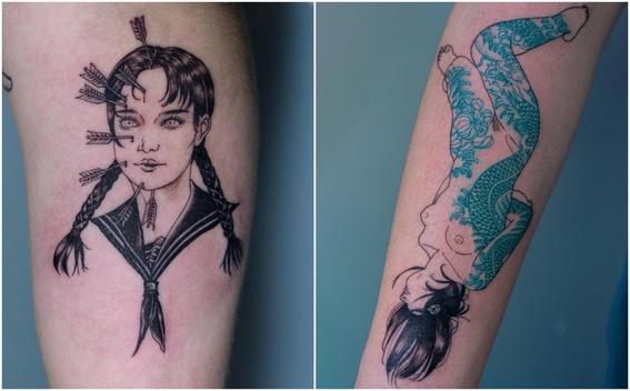 ozzy tattoo 5