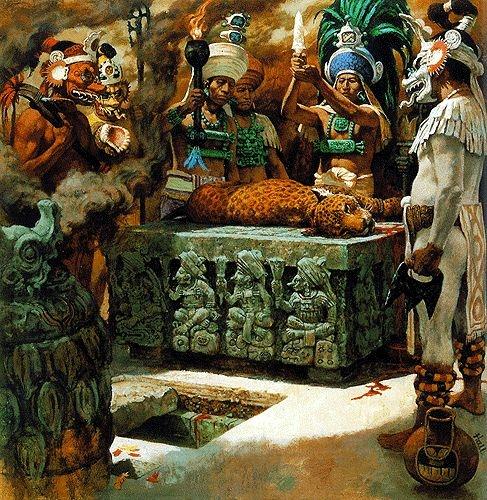 quinto sol azteca 3