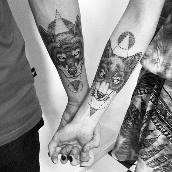 couple tattoo ideas 17