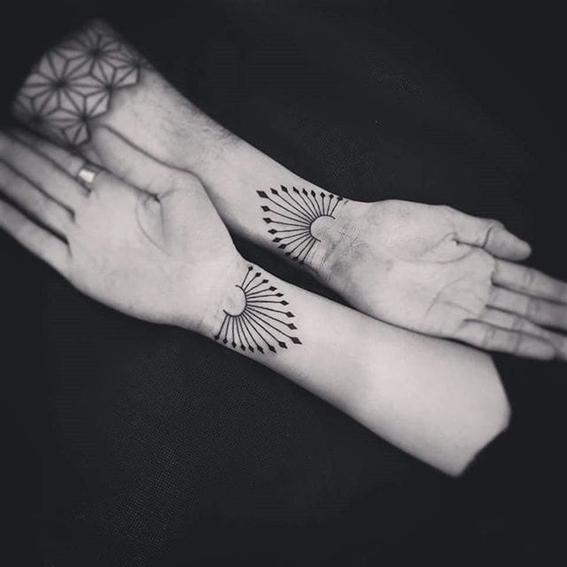couple tattoo ideas 18
