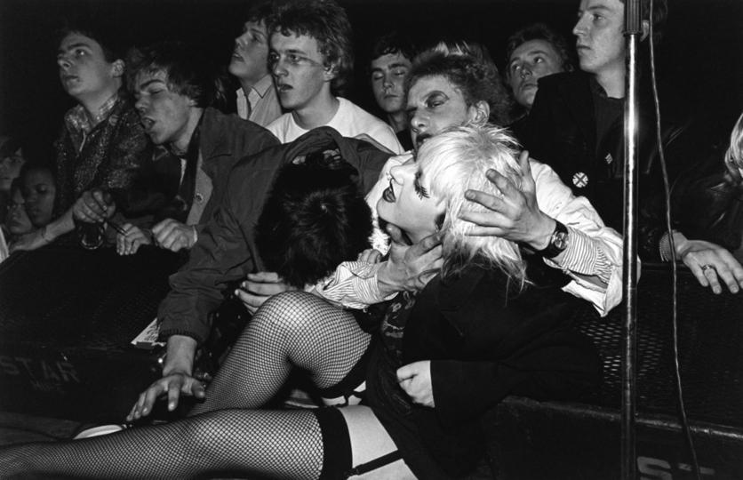 Juventud, drogas y ruido: la historia del punk en 16 fotografías 0