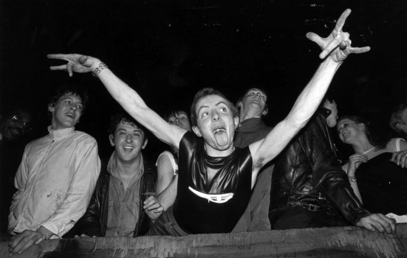 Juventud, drogas y ruido: la historia del punk en 16 fotografías 1