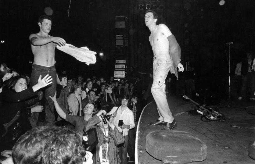 Juventud, drogas y ruido: la historia del punk en 16 fotografías 2