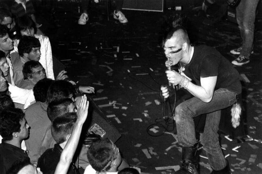 Juventud, drogas y ruido: la historia del punk en 16 fotografías 6