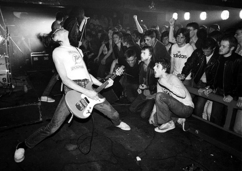 Juventud, drogas y ruido: la historia del punk en 16 fotografías 8