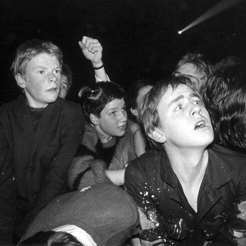 Juventud, drogas y ruido: la historia del punk en 16 fotografías 11