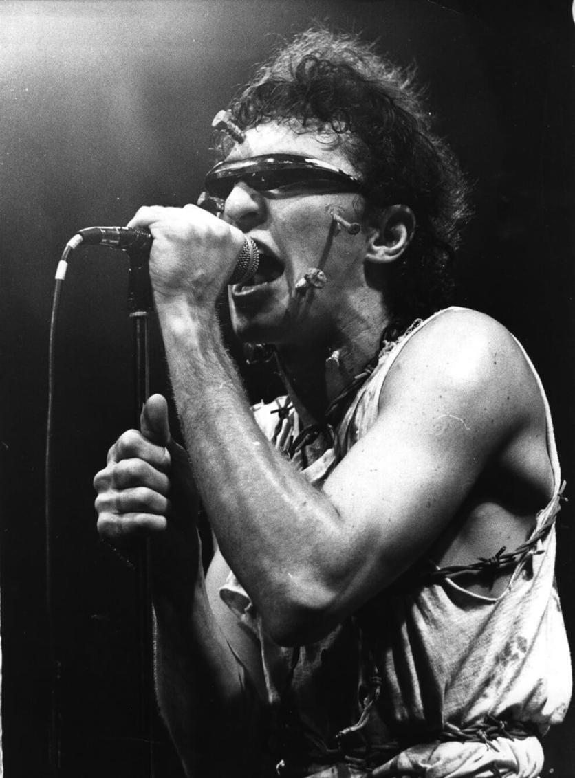 Juventud, drogas y ruido: la historia del punk en 16 fotografías 12