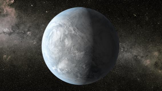 vida en otro planeta 1