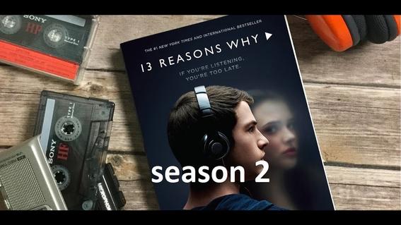 segunda temporada de 13 reasons why 6
