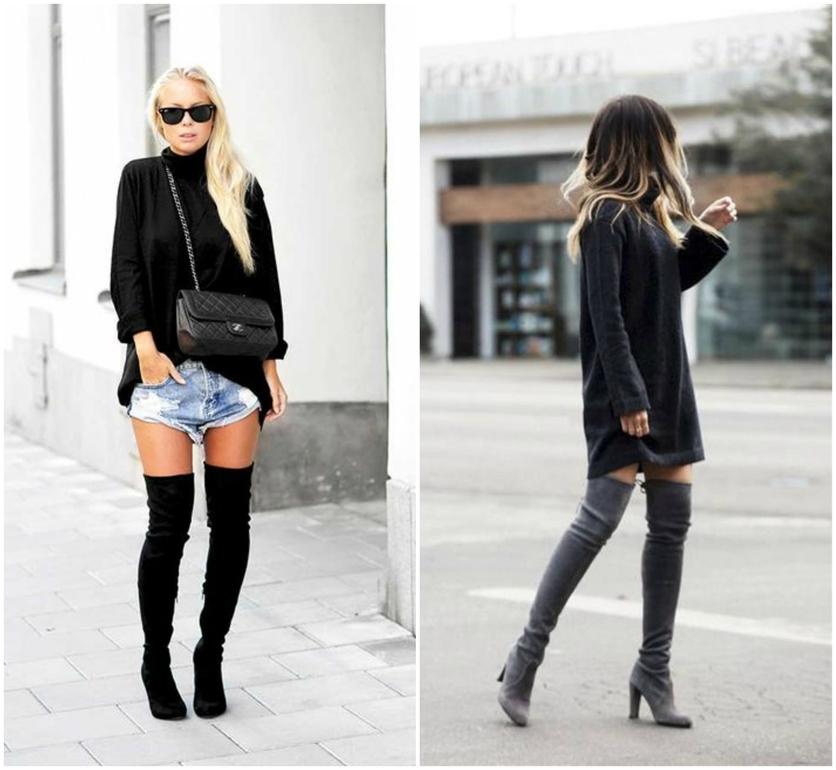 9 errores que todas las mujeres hemos cometido al usar botas 1