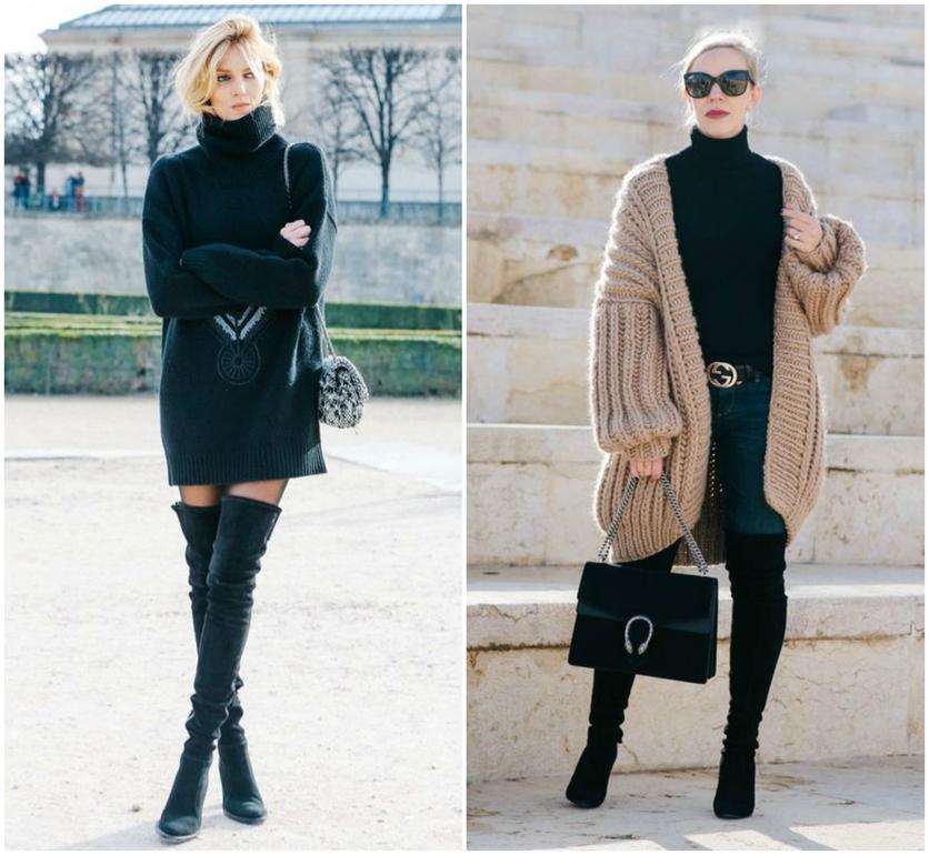 9 errores que todas las mujeres hemos cometido al usar botas 4