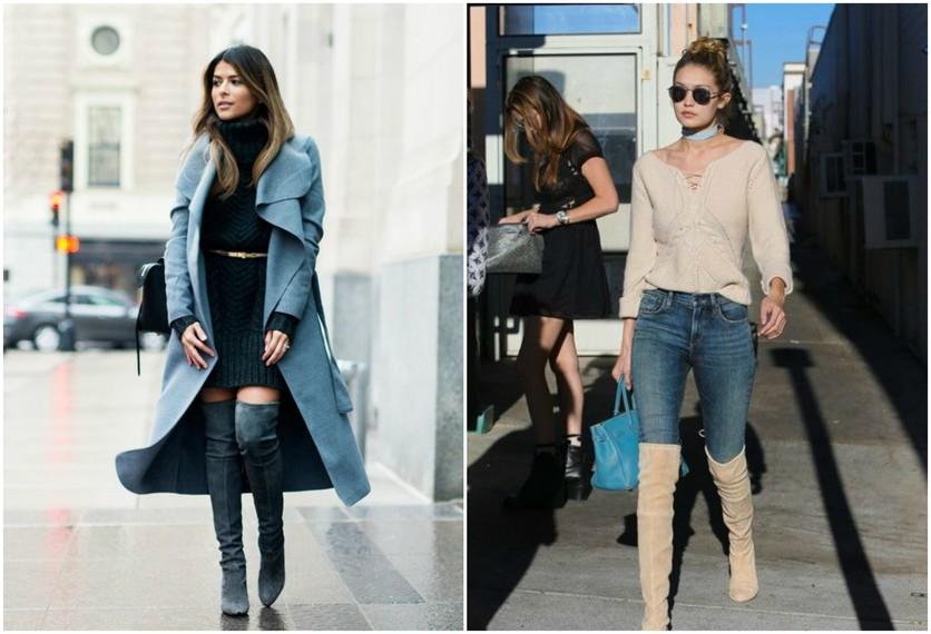 9 errores que todas las mujeres hemos cometido al usar botas 8