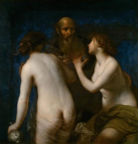 pinturas sobre violacion e incesto las hijas de lot 4
