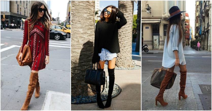 9 errores que todas las mujeres hemos cometido al usar botas 0