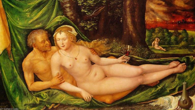 7 pinturas sobre violación e incesto bíblico 4