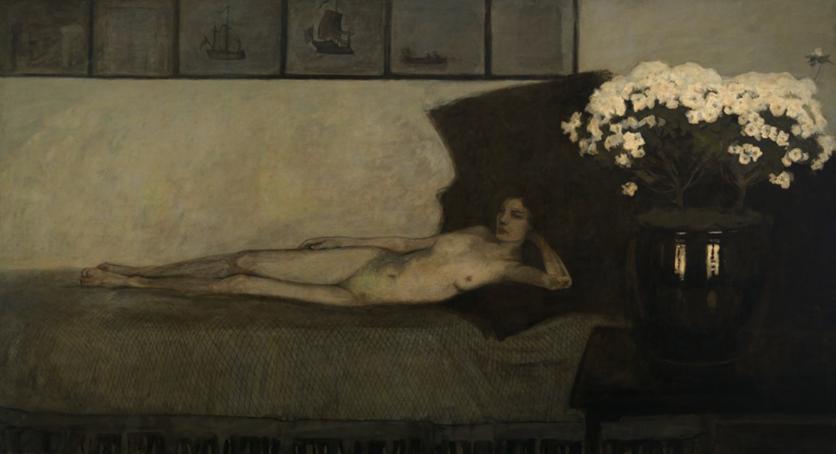 La artista que pintó a sus amantes para defender su orientación sexual 1
