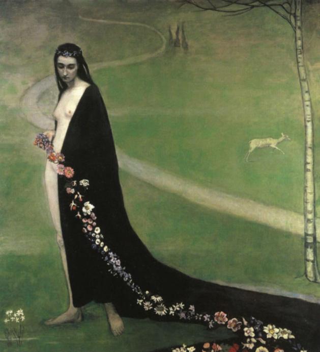 La artista que pintó a sus amantes para defender su orientación sexual 4