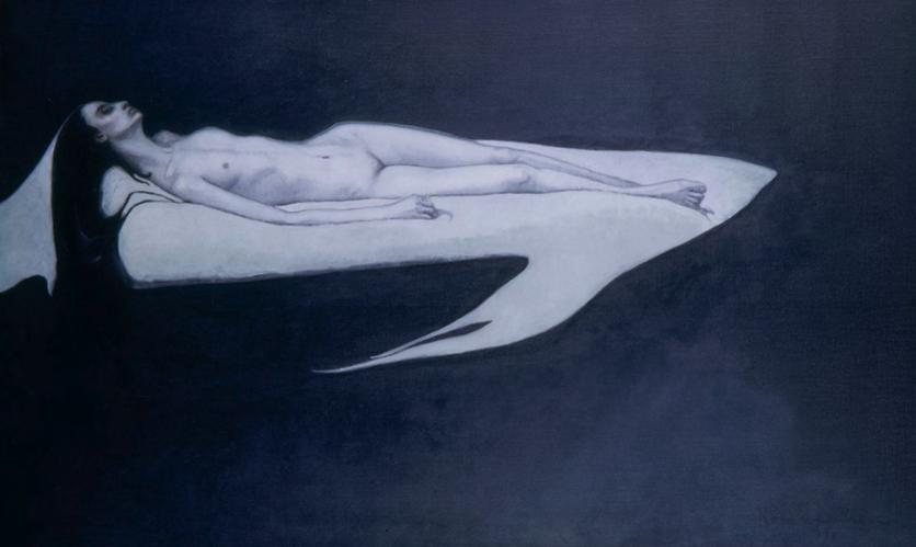 La artista que pintó a sus amantes para defender su orientación sexual 2