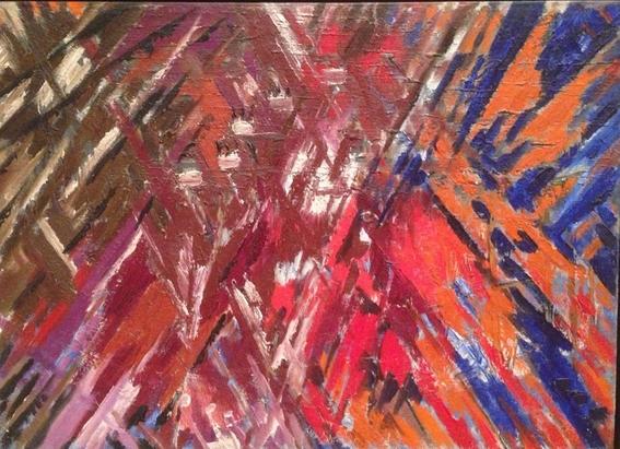 rayonism art movement 1