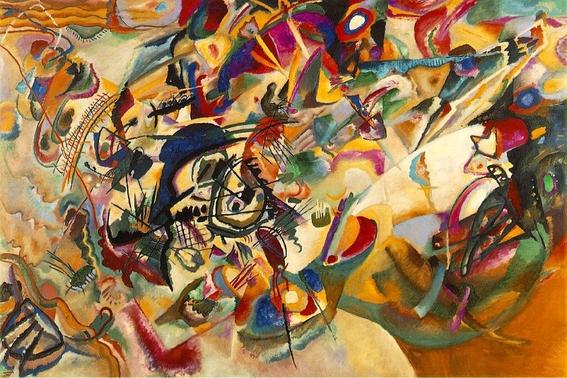 rayonism art movement 2