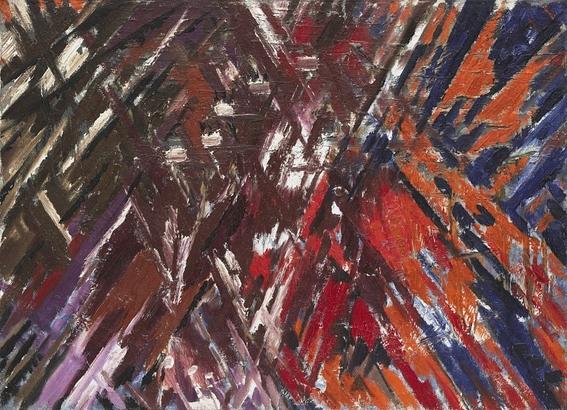 rayonism art movement 7