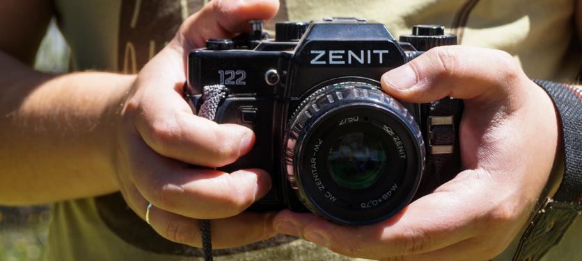 Consejos para tomar fotografías con una cámara vintage 1
