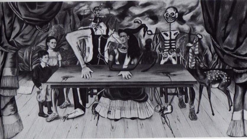 El misterio de la obra perdida de Frida Kahlo 3