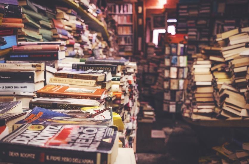 Las mejores librerías que puedes encontrar en el Centro Histórico 5