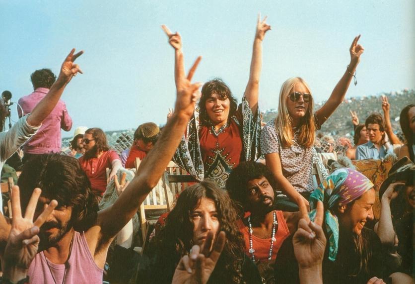 La extraña similitud entre una ceremonia religiosa y un concierto de rock 3