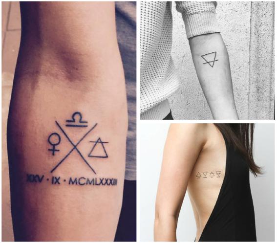 tatuajes de astrologia 2