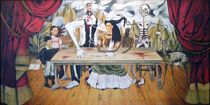 El misterio de la obra perdida de Frida Kahlo 0