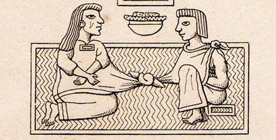 matrimonio azteca 1