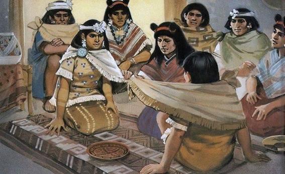 matrimonio azteca 2